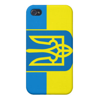 Ukraine Flag Case For The iPhone 4
