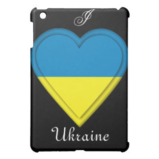 Ukraine flag iPad mini cover
