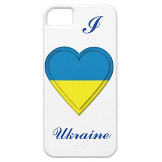 Ukraine flag iPhone 5 cover
