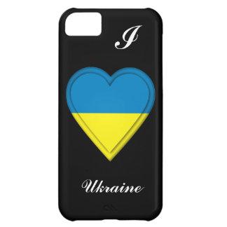 Ukraine flag iPhone 5C case