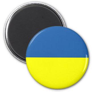 UKRAINE FLAG MAGNET