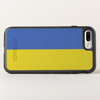 Ukraine Flag OtterBox Symmetry iPhone 8 Plus/7 Plus Case