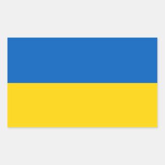 Ukraine* Flag Sticker
