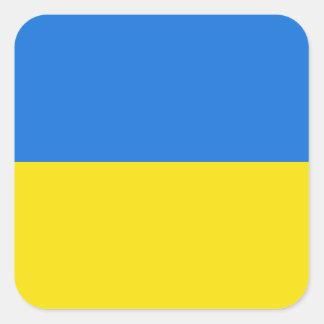 Ukraine Flag Sticker