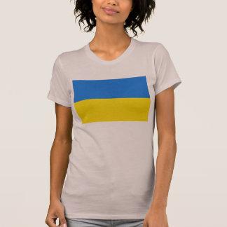 Ukraine Flag x Map T-Shirt