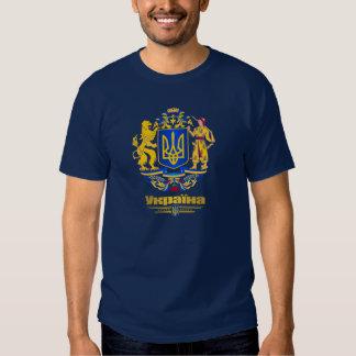 Ukraine Full Arms T Shirts