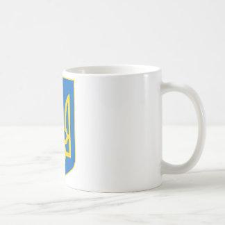 Ukraine Lesser Coat Of Arms Coffee Mug
