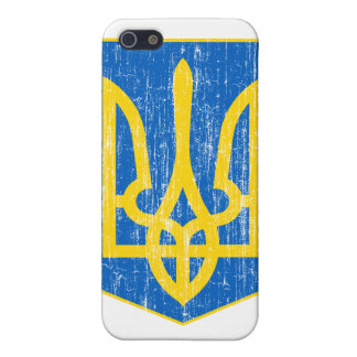 Ukraine Lesser Coat Of Arms iPhone 5/5S Case