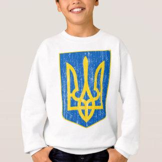 Ukraine Lesser Coat Of Arms Sweatshirt