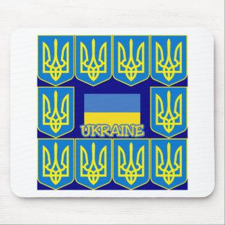 Ukraine Mouse Mat