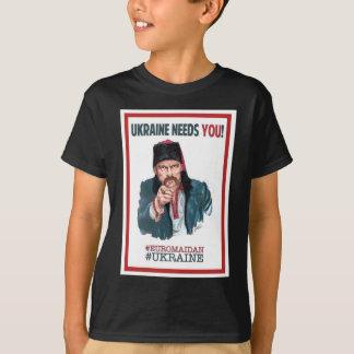 Ukraine Needs YOU! - Support Euromaidan T-Shirt