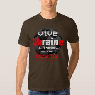 Ukraine-Poland, - Euro 2012 football championship. T-Shirt