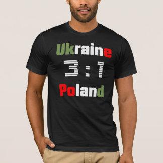 Ukraine, Poland, Kiev, - Euro 2012 football. T-Shirt