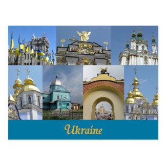 Ukraine Postcard