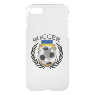 Ukraine Soccer 2016 Fan Gear iPhone 7 Case