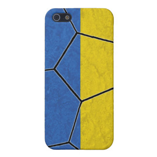 Ukraine Soccer iPhone 4 Case
