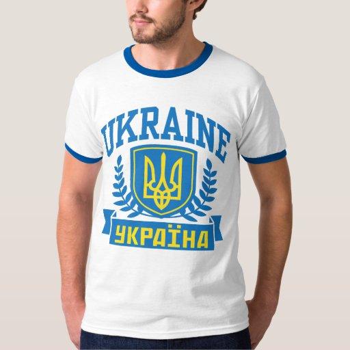 Ukraine Tee Shirt