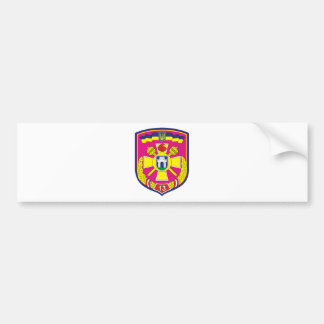 Ukrainian Armed Forces 13th Army Corp Bumper Stickers