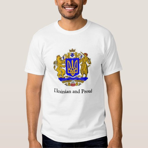 Ukrainian Coat of Arms T-shirts