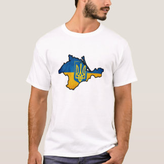 Ukrainian Crimea Men's Tshirt