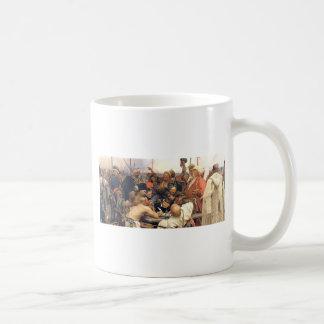 Ukrainian Kozaky/Cossacks by Repin Coffee Mug