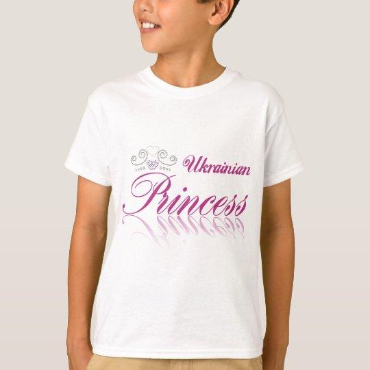 Ukrainian Princess T-Shirt