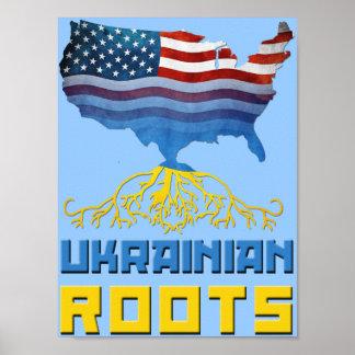 Ukrainian Roots Poster