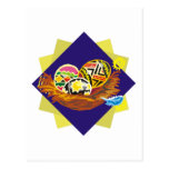 Ukranian Painted Egg (6) Postcard