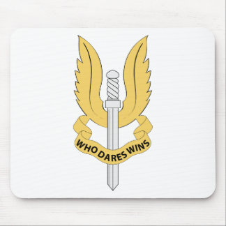 UKSF Special Air Services - SAS Mouse Pad