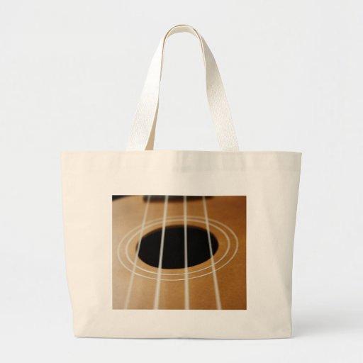 Ukulele Tote Bag