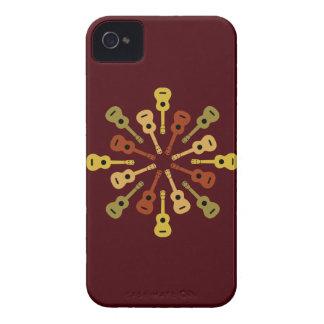 Ukulele custom iPhone 4 case-mate
