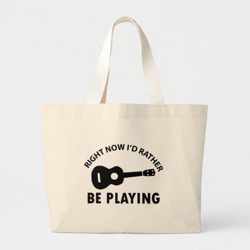 ukulele design bag