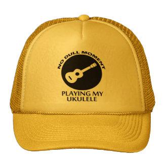 UKULELE designs Hat