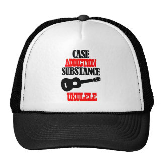 UKULELE designs Trucker Hat