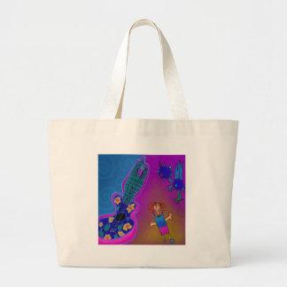Ukulele Dreams Canvas Bags
