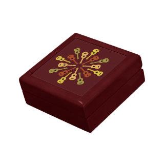 Ukulele gift / jewelry / keepsake box