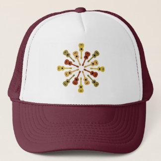 Ukulele hat - choose color