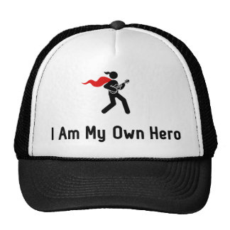 Ukulele Hero Cap