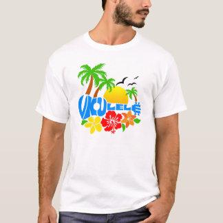 Ukulele Island Logo T-Shirt