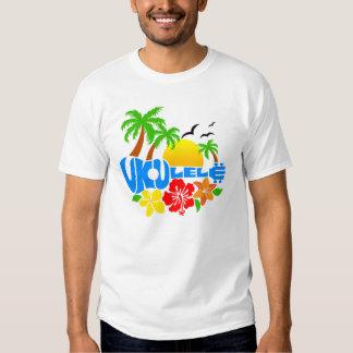 Ukulele Island Logo Tshirt