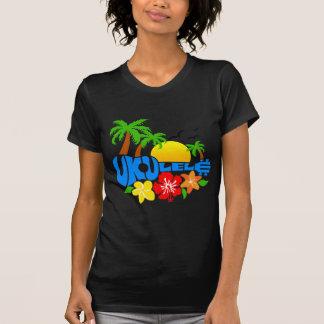 Ukulele Island Logo Tshirts