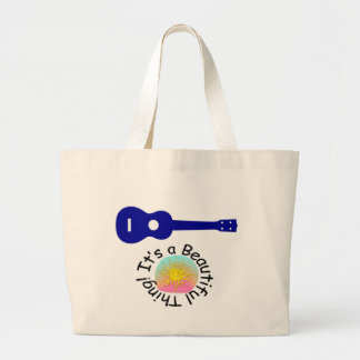 Ukulele It s a Beautiful Thing Bag