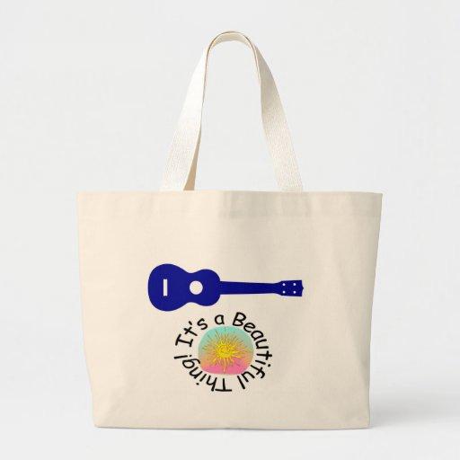 Ukulele: It's a Beautiful Thing Bag