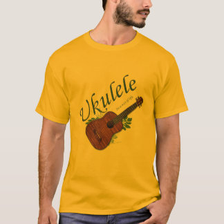 Ukulele-Its a way of life Tee