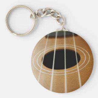 Ukulele Key Ring