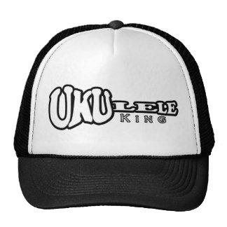 Ukulele King Trucker Hat