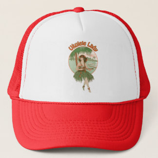 Ukulele Lady #1 Hat