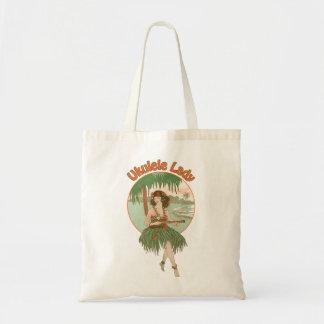 Ukulele Lady #1 Tote Bag