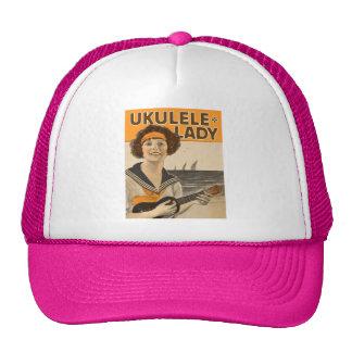 Ukulele Lady #2 Hat