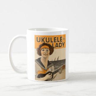 Ukulele Lady #2 Mug